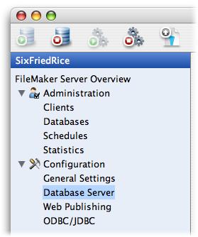 Database Utilities
